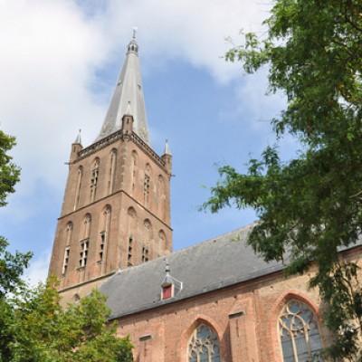 Reisster Kerk Steenwijk